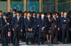 как поехать работать в Японию