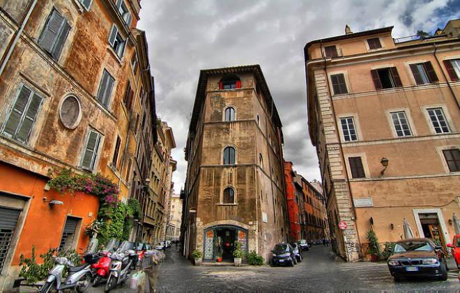 Как арендовать квартиру в Риме на несколько дней или месяцев