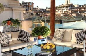 Правила бронирования квартиры в Риме