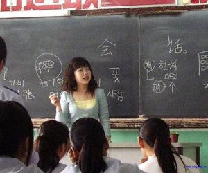 Учитель в Южной Корее