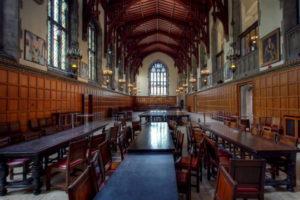 Процедура зачисления в университет Торонто
