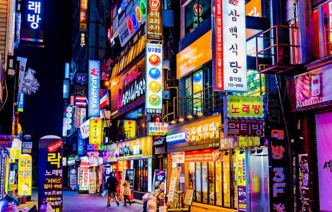 жизнь в Корее для русских
