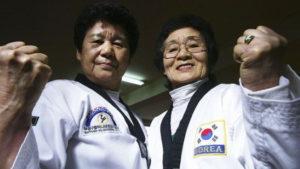 Как живут корейские пенсионеры