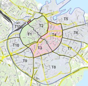 Где можно оставить машину в Таллине