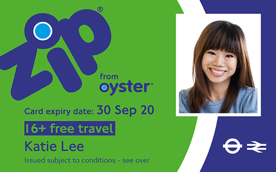 16+ Zip Oyster PhotoCard