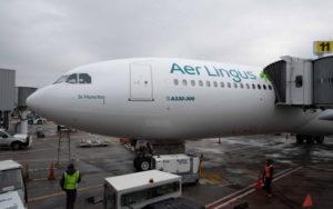 Самолет Aer Lingus