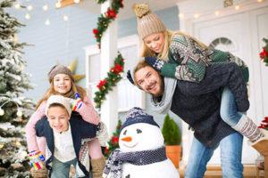 Рождественские каникулы в Польше