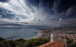 Погода в Испании весной