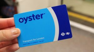Смарт-карты Oyster Card