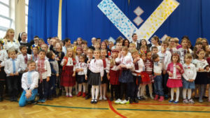 Украинские школы в Варшаве