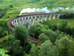 Железнодорожный транспорт Шотландии