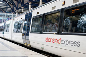 Stansted Express из Станстэда