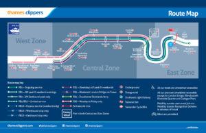 Речные маршруты по Темзе