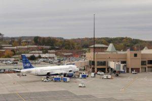 Международный аэропорт Стюарт