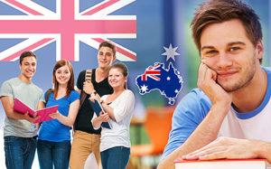 Абитуриенты в Австралии