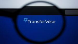 Перевод денег с помощью TransferWise
