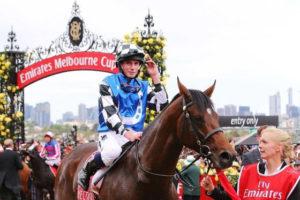 Весенние скачки на Кубок Мельбурна