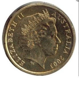 Аверс монеты 2 долл