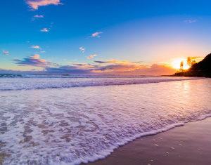 Летние пейзажи Австралии