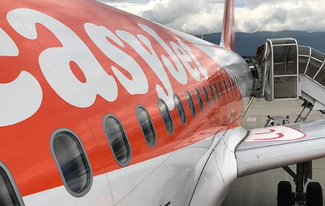 Услуги и преимущества авиакомпания EasyJet