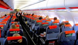 Обслуживание пассажиров EasyJet