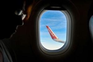 В самолете EasyJet