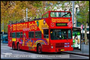 Общественный транспорт Австралии