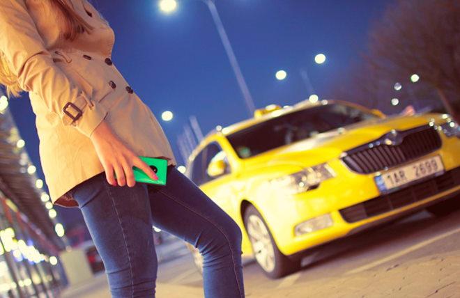 Особенности такси в Чехии
