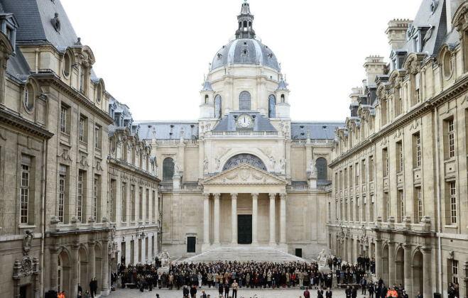 Как поступить в парижский университет Сорбонна