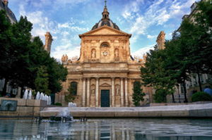 Инфраструктура Парижского университета