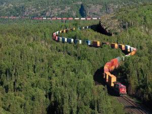 Железная дорога в Австралии
