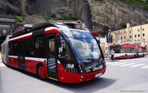 Общественный транспорт в Австрии