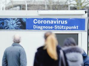 коронавируса в Германии