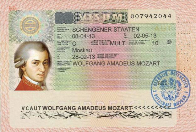 Оформляем визу в Австрию: документы, этапы, сроки