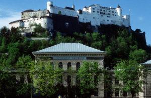 Университет Зальцбурга