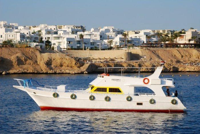 В Египте возобновили работу туристические катера