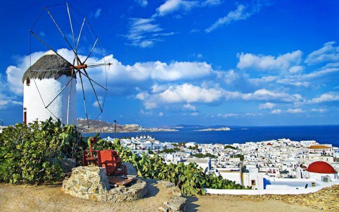 Карантин в Греции