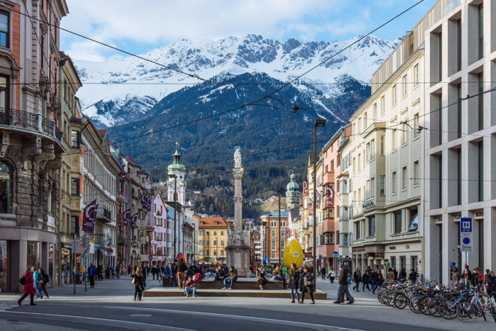 Работа для граждан СНГ в Австрии в  2021  году