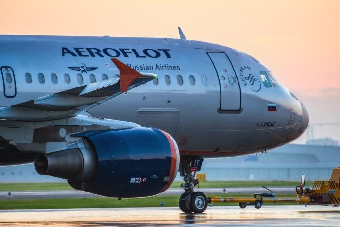 Когда «Аэрофлот» возобновит международные перелёты