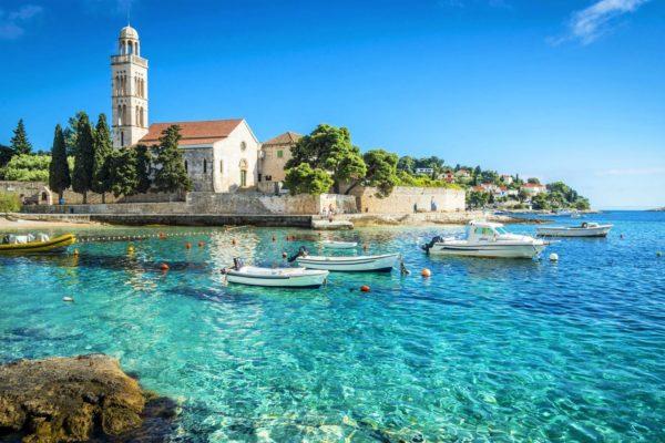 Хорватия фото пляжей и моря