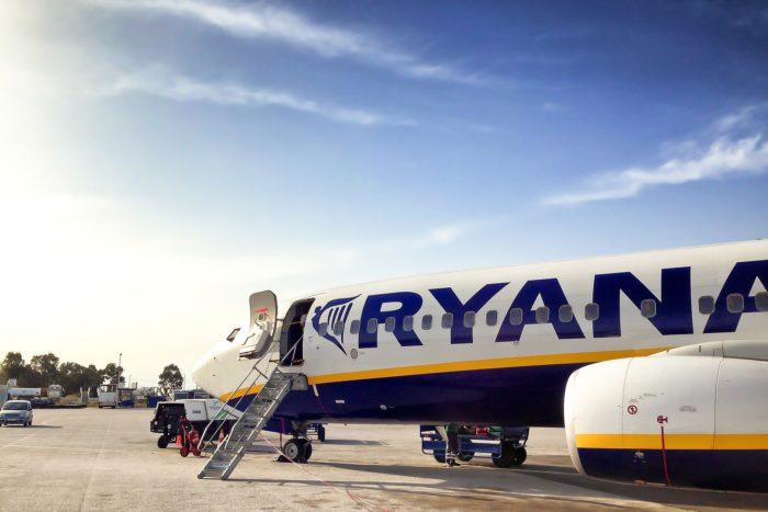 Когда возобновятся авиаперелеты компании Ryanair