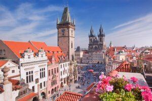 Средняя зарплата в Праге